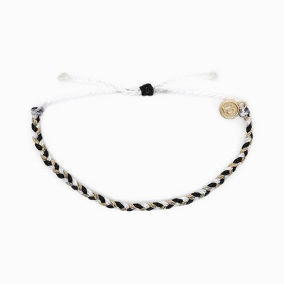Pura Vida Pura Vida Mini Braided Bracelet