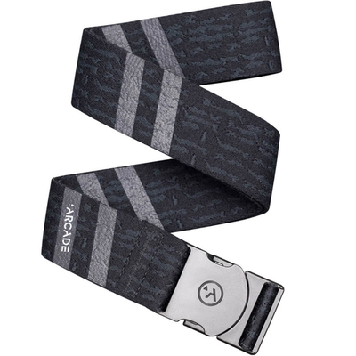Arcade Belts Arcade Commuter Reflective Belt Black O/S