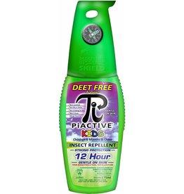 PiActive PiActive Deet Free Kids Insect Repellent Pump Spray 175ml