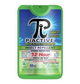 PiActive PiActive Deet Free Insect Repellent Pump Spray 40ml
