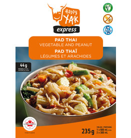 Happy Yak Happy Yak Vegetarian Pad Thai