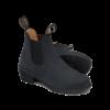 Blundstone Blundstone 1960 Womens Heeled Boot Black Nubuck