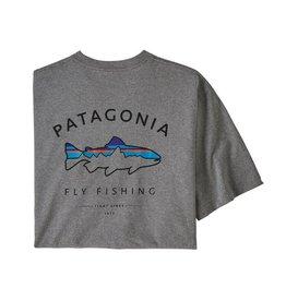 Patagonia Patagonia Fitz Roy Trout Responsibili-Tee Men's