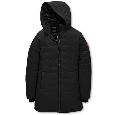 Canada Goose Canada Goose Camp Hooded Jacket Matte Finish Women's