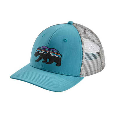 Patagonia Patagonia Fitz Roy Bear Trucker Hat (Discontinued)