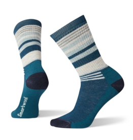 Smartwool Smartwool Striped Hike Medium Crew Sock Women's