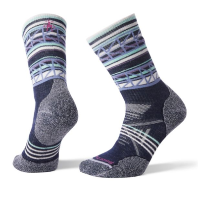 Smartwool Smartwool Phd Outdoor Medium Pattern Crew Sock Women's