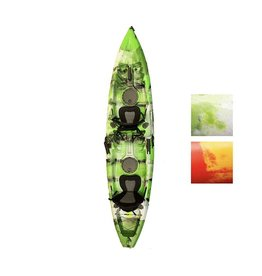 Sunrise Kayaks Sunrise Kayaks Tripletail Tandem Sit-on-Top, includes seats