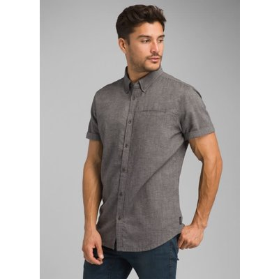 Prana prAna Agua Short Sleeve Shirt Men's