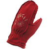 Auclair Auclair Embroidered Suede Moccassin Mitt