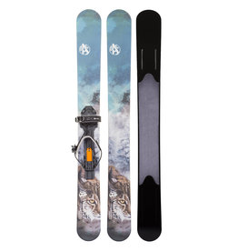 OAC OAC WAP UC 127 Skis with Binding