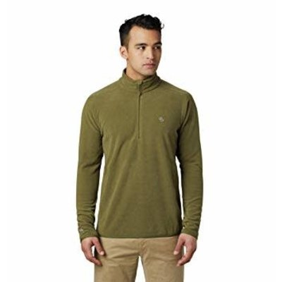 Mountain Hardwear Mountain Hardwear Macrochill 1/2 Zip Men's