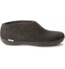 Glerup Glerup Felt Shoe with Black Rubber Sole