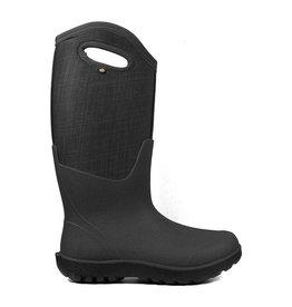 Bogs Bogs Neo-Classic Linen Tall Boot Womens