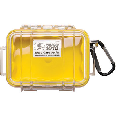 Pelican Products Pelican 1010 Micro Case Transparent