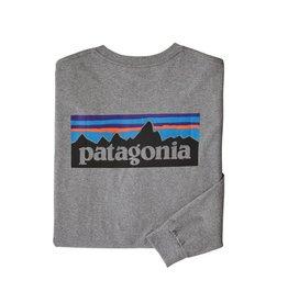 Patagonia Patagonia P-6 Logo Long Sleeve Responsibili-Tee Men's