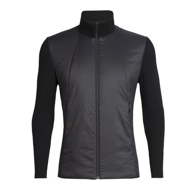 Icebreaker Icebreaker Lumista Hybrid Sweater Jacket Men's
