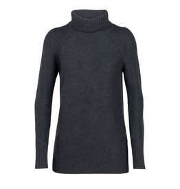 Icebreaker Icebreaker Waypoint Roll Neck Sweater Women's