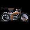 Rayvolt Rayvolt Cruzer Power Hub V3 Electric Assist Bike w/ Dual Battery 1000w