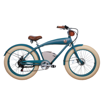 Rayvolt Rayvolt Beachin Electric Assist Fat Bike w/ Battery Xl 36V15Ah