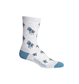 Icebreaker Icebreaker Lifestyle Crew Ultralight Cushion Sock Womens