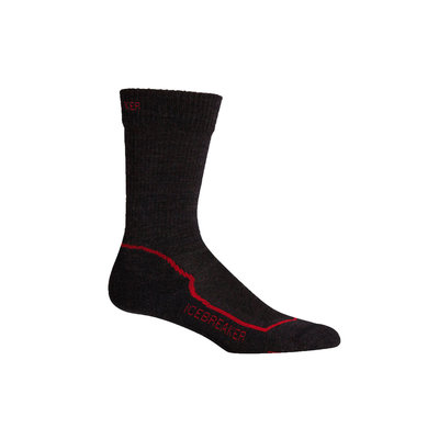 Icebreaker Icebreaker Hike Plus Crew Light Cushion Sock Men's