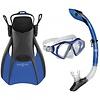 Aqua Lung Aqua Lung Trooper Mask, Snorkel & Fin Set