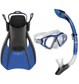 Aqua Lung Aqua Lung Trooper Mask, Snorkel & Fin Set