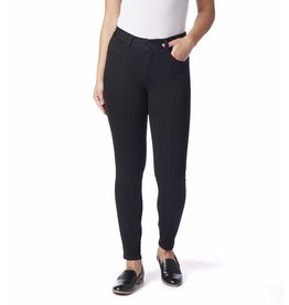 Jag Jeans JAG Jeans Cecilia Mid-Rise Skinny Black Void Jeans Women's