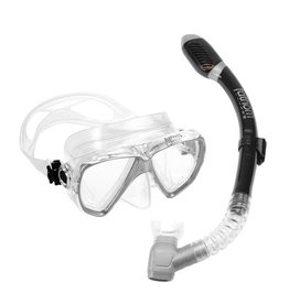 Fathom Fathom Cayo Largo Mask and Dry Snorkel Combo