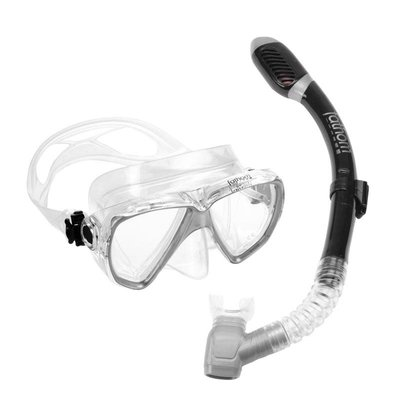 Fathom Fathom Cayo Largo Mask and Dry Snorkel Combo