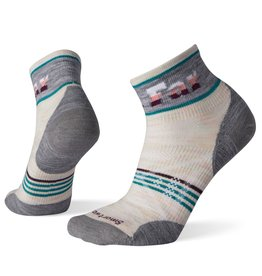 Smartwool Smartwool Phd Outdoor Ultra Light Pattern Mini Sock Women