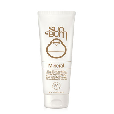 Sun Bum Sun Bum SPF 50 Mineral Sunscreen Lotion