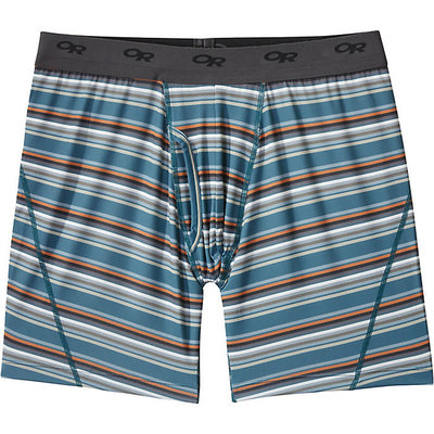 Outdoor Research Outdoor Research Next to None Printed Boxer Briefs Men's