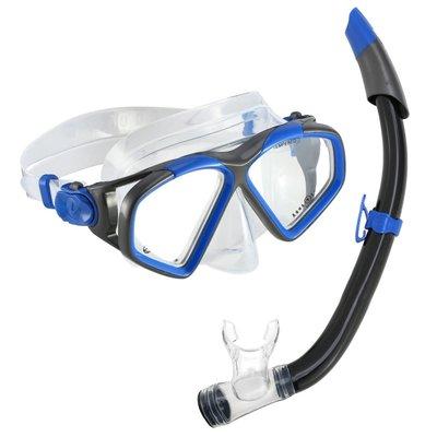Aqua Lung Aqua Lung Hawkeye Mask Snorkel Combo