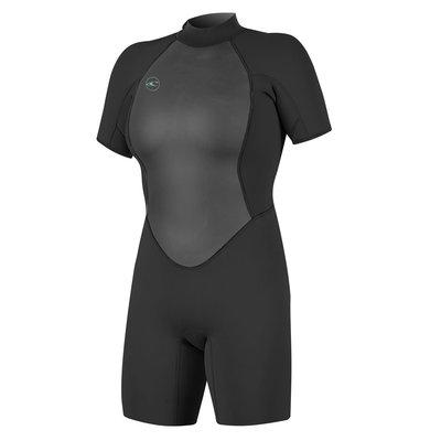 O'Neill O'Neill Reactor 2 2MM Back Zip Short Sleeve Spring Wetsuit Women's