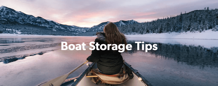 Boat Storage Tips