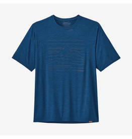 Patagonia Patagonia Capilene Cool Daily Graphic Short Sleeve Men's