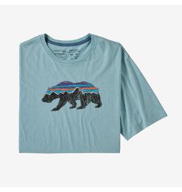 Patagonia Patagonia Fitz Roy Bear Organic T-Shirt Men's