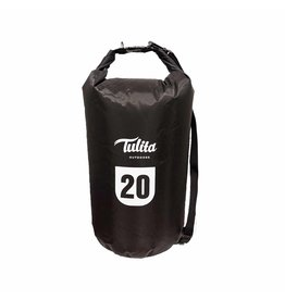 Tulita Outdoors Tulita Outdoors 20L Dry Bag, Black