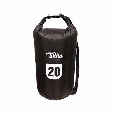 Tulita Outdoors Tulita Outdoors 20L Dry Bag, Black