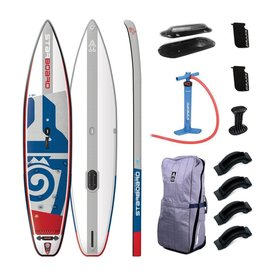 "Starboard SUP Starboard 12'6"" x 30"" Sup Wind Touring Zen Inflatable 2019"