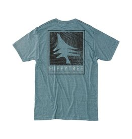 HippyTree HippyTree Woodgrain Tee Men's
