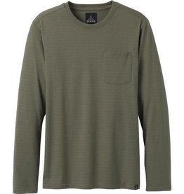 Prana prAna Rex Long Sleeve Crew Shirt Men's