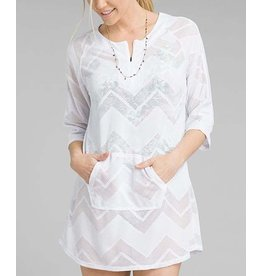 Prana prAna Shea Tunic Swim Cover Up Women's