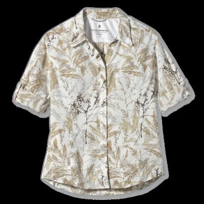 Royal Robbins Royal Robbins Expedition Print 3/4 Sleeve Shirt Women's