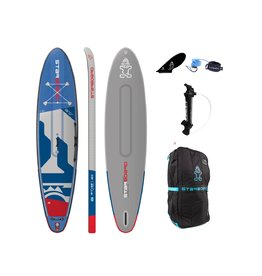 "Starboard SUP Starboard 12' x 33"" iGo Deluxe Double Chamber Inflatable SUP 2020"