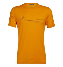 Icebreaker Icebreaker Tech Lite Short Sleeve Crewe Cadence Paths Tee Men's