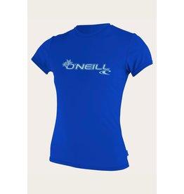O'Neill O'Neill Basic 50+ Short Sleeve Rashguard Women's