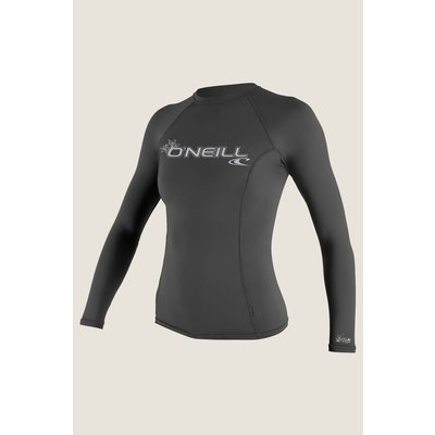 O'Neill O'Neill Basic Long Sleeve UPF 50+ Rash Guard Women's